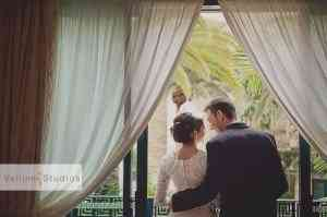 Palazzo Versace Wedding Photographer