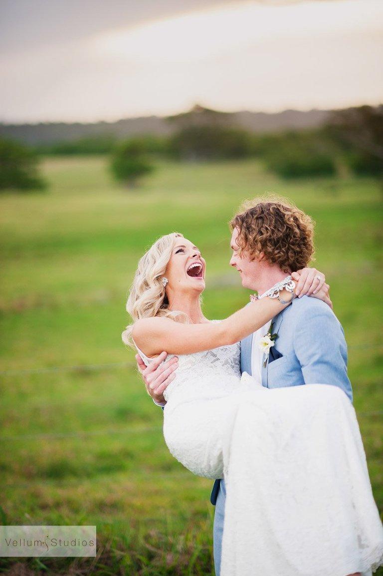 Wedding Photography Brisbane - wedding fun
