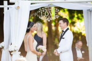 Brisbane ceremony outdoor ceremony ideas