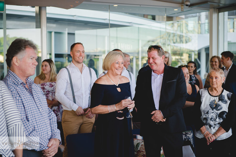 Mr & Mrs Riverbar wedding Brisbane -
