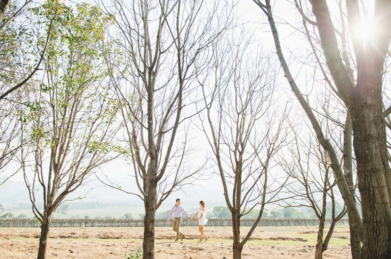 Country Engagement photography session