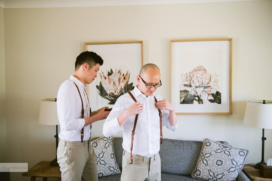 Spicers_Hidden_Vale_Wedding - getting ready