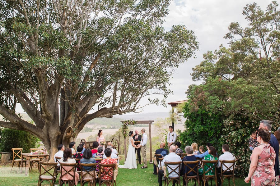 Spicers_Hidden_Vale_Wedding - ceremony